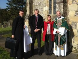 Archdeacon and Rural Dean