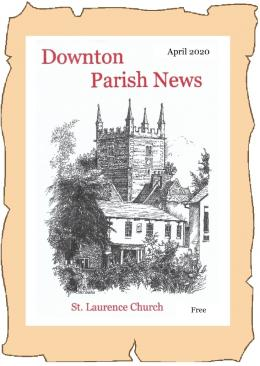 Downton Parish News magazine monthly